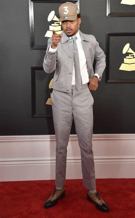 que the rapper hairstyle os homens mais estilosos do grammy 2017 moda sem censura