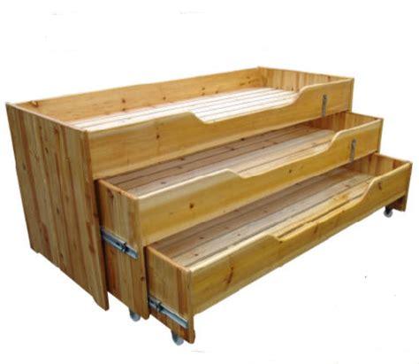 Kinder Futon by Kindergarten Equipment Infant Bed Primaries 3 Sliding Bed
