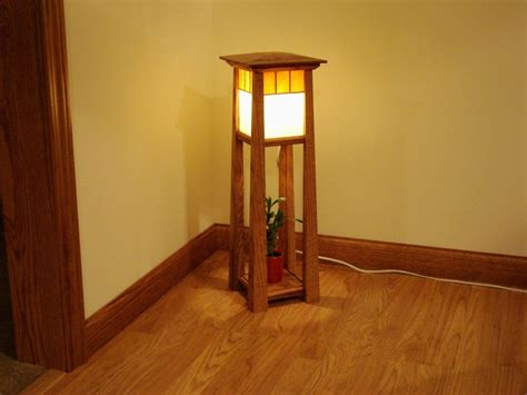 Arts And Crafts Floor L by Arts Crafts Style Light Floor Standing By Mork