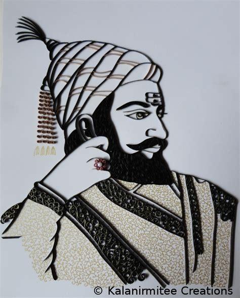 shivaji maharaj sketch images holidays oo