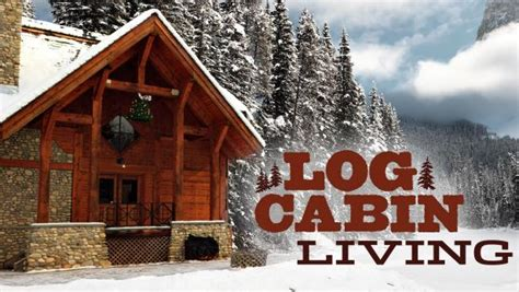 log cabin living hgtv - Hgtv Log Cabin Giveaway