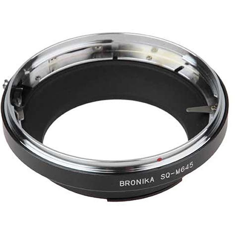 Adapter Lensa Mamiya 645 Ai fotodiox pro lens mount adapter for bronica sq lens to sq m645