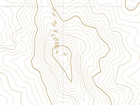 lines map contour line maps from heightmap processing forum