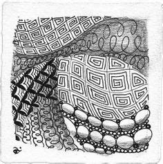 zentangle pattern cyme 1000 images about warble on pinterest zentangle tangle