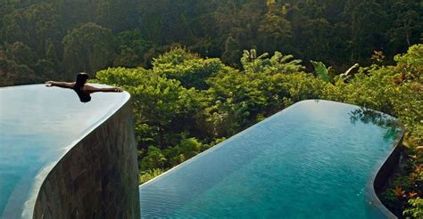 hanging infinity pools bali the world s best infinity pools the handbook s