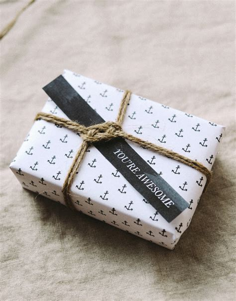 free printable anchor wrapping paper hey look freebies anchor gift tags wrapping paper