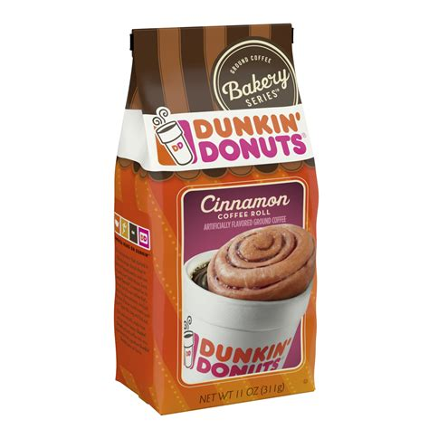 Coffee Dunkin Donut dunkin donuts 174 bagged coffee and hungry team up for