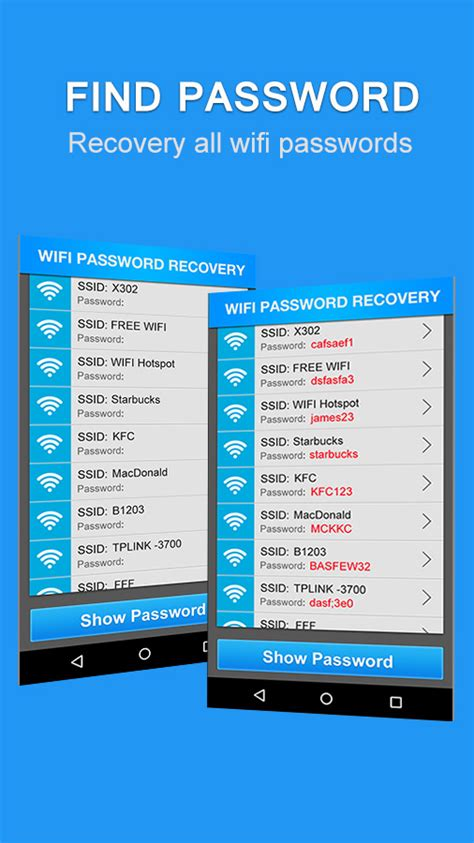 wifi password recovery android wifi password recovery android apps on play