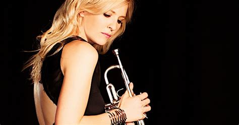 Alison Paces Next Book And What Shes Now Shes Finished It by Top Trumpeter Alison Balsom Works With Tipton Children To