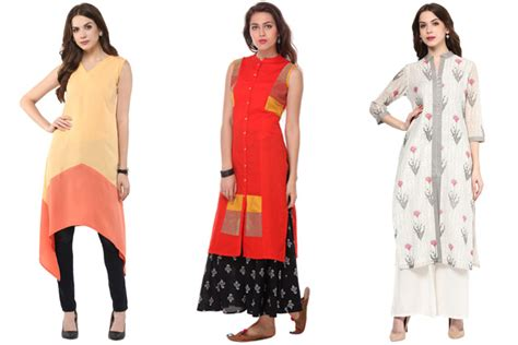 7 kurti designs that make short women look taller the 7 smart kurti styling tips for short women the ethnic soul