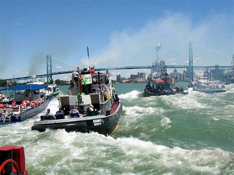 tug boat auckland harbour the international tugboat race on the detroit river