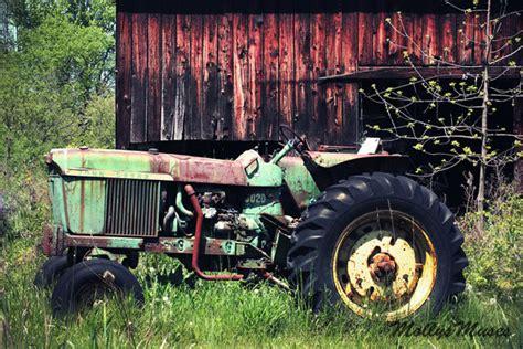 deere tractor photo farmhouse decor boys