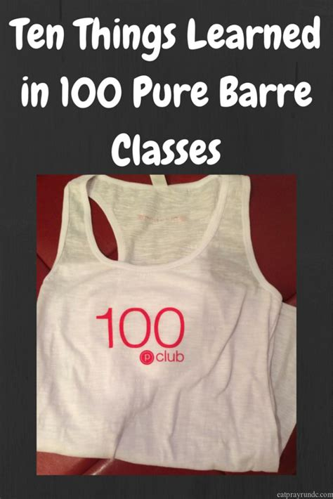 Pure Barre Gift Card - what i learned in 100 pure barre classes cards the o jays and gift cards
