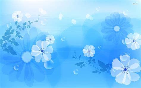 wallpaper of blue flowers blue flowers wallpapers wallpaper cave