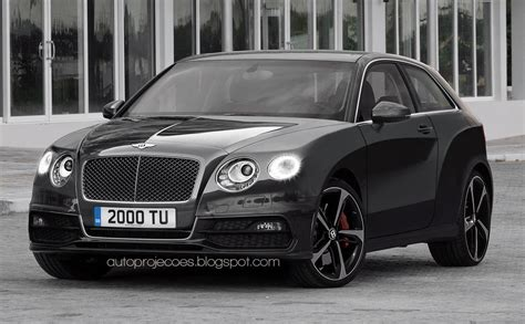 who make bentley how much sense does this compact bentley suv make