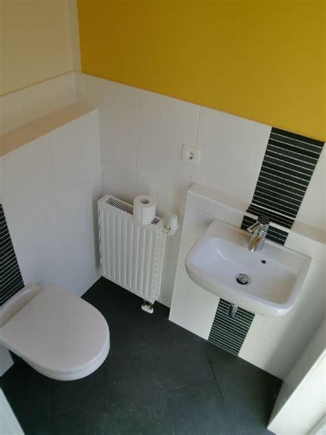 gäste badezimmer dekorieren ideen g 228 ste wc fliesen gr 252 n haus design m 246 bel ideen und