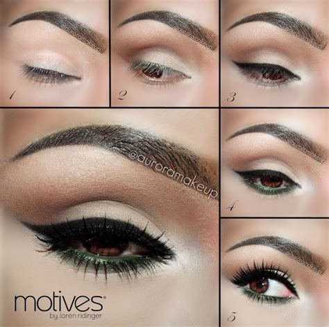 10 Steps For Makeup Look by Loren S World Loren S World Trends
