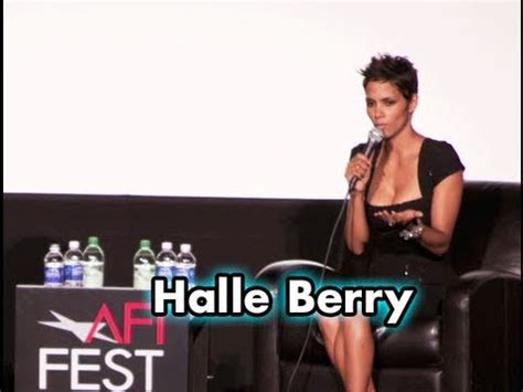 Halle Berry Talks About Attempt To Kill Herself by Halle Berry On Frankie And