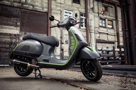 Roller Lackieren Stuttgart by Green Concept Roller Motorradbox Stuttgart