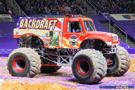 truck jam ta backdraft trucks wiki fandom powered by wikia