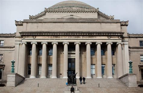Columbia Mba Ranking by Columbia Nyu Rank High In Graduate Schools Listing Ny