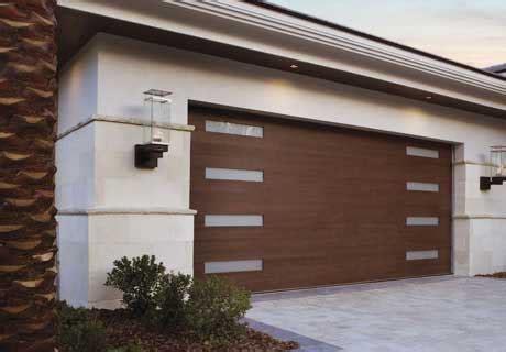 Clopaydoor Residential Garage Doors Exles Residential Modern Style South Dakota Overhead Modern Style Faux Wood Garage Doors Clopay 174 Ridge Modern