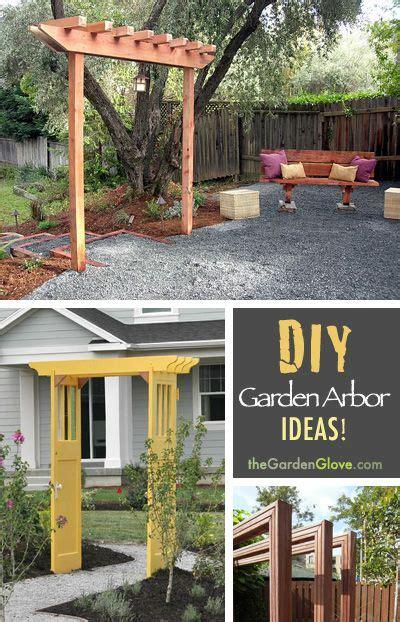 diy arbor trellis how to build a simple garden arbor arbor ideas garden