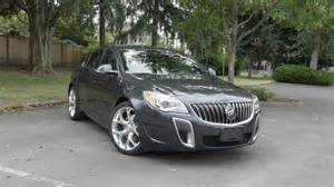 Buick Regal 2015 Review 2015 Buick Regal Gs Review Autonation Drive