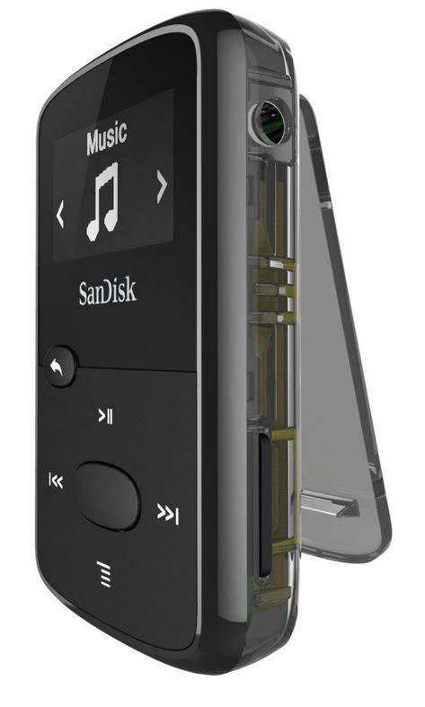 Sandisk Clip Jam sandisk clip jam test mp3 player
