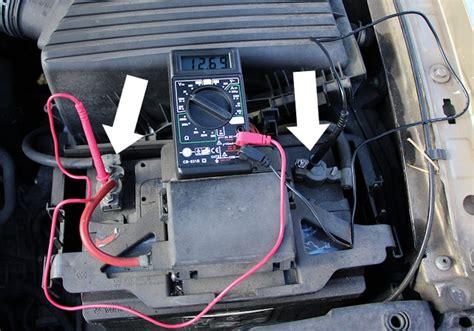 tester une batterie de voiture comment savoir rapidement