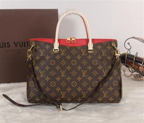 cheap louis vuitton monogram canvas pallas bag