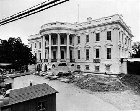 president harry truman s white house renovation ghosts