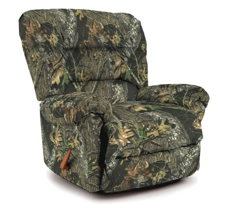 Camo Recliners by Best Furniture Camo Rocker Recliner Multi 569 99