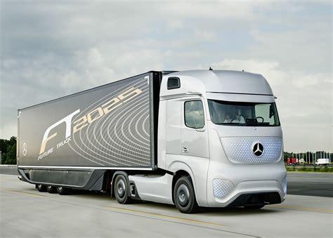 future mercedes truck logistics manager