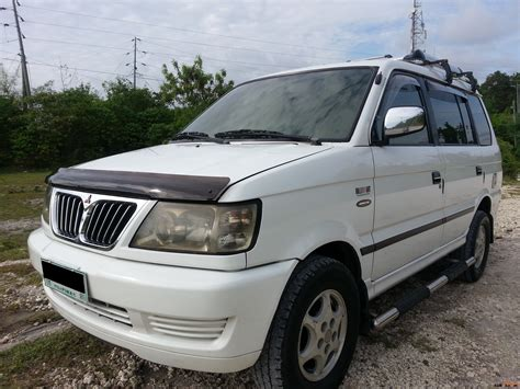 Mitsubishi Adventure 2002 Car For Sale Region Xii