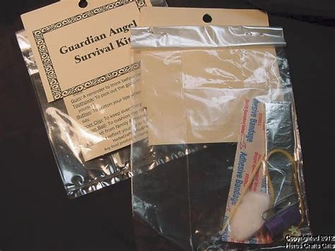 survival kit guardian angel new great clean gag gift
