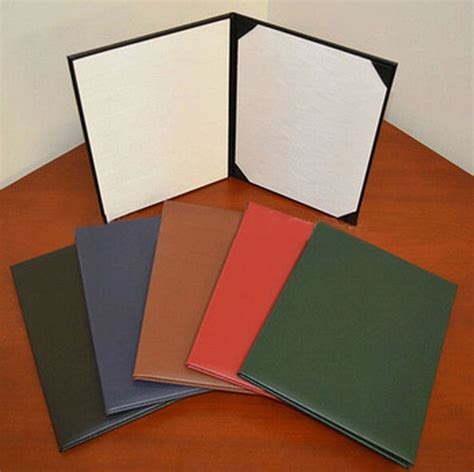 Mba For Diploma Holders In Uae by Pu Leather Certificate Holders Folders Frames