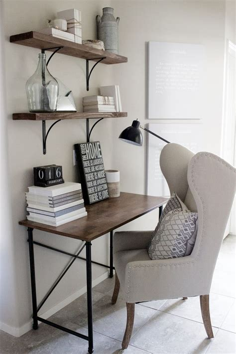 small home desk best 25 living room desk ideas on office