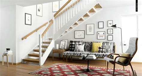 Wood Frame Poster Hiasan Dinding Coffee 18 cool scandinavian stairs inspiration home design and