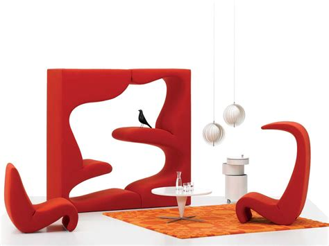 Red Kitchen Furniture buy the vitra living tower at nest co uk