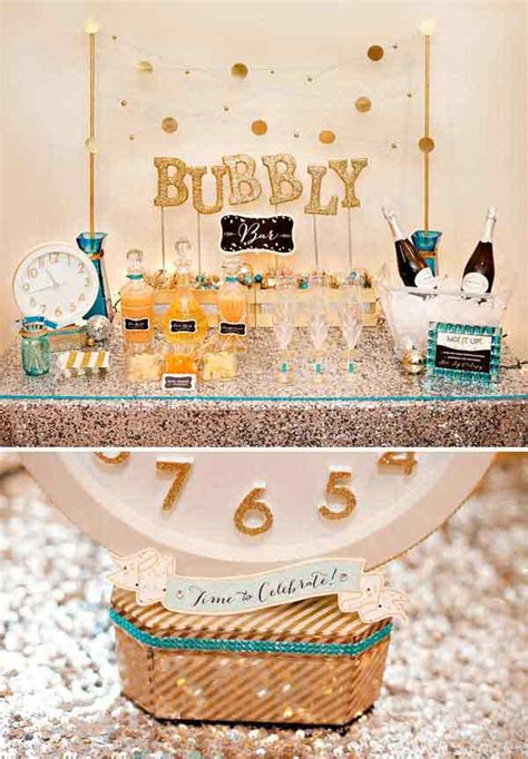 new year diy top 32 sparkling diy decoration ideas for new years
