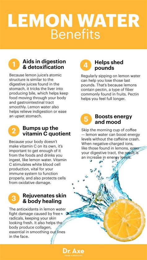 How To Do Lemon Water Detox by Benefits Of Lemon Water Detox Your And Skin Lemon