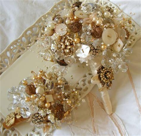 wedding bouquet non floral non floral bridemaids bouquets weddingbee
