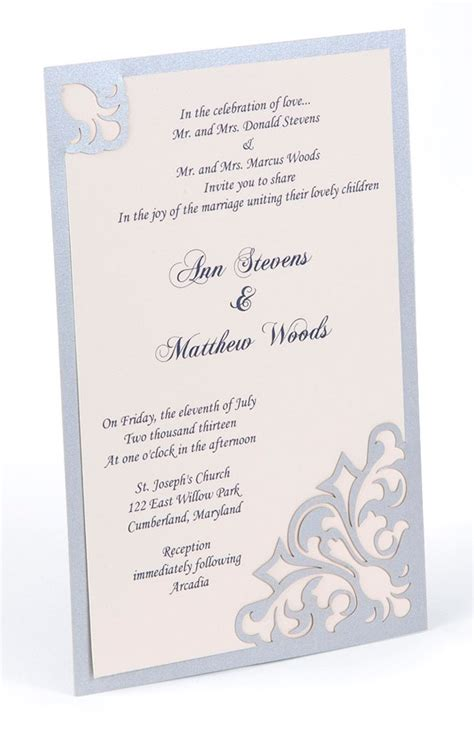wedding invitation wording reception to follow at same location harsanik the harsanik guide to wedding invitations