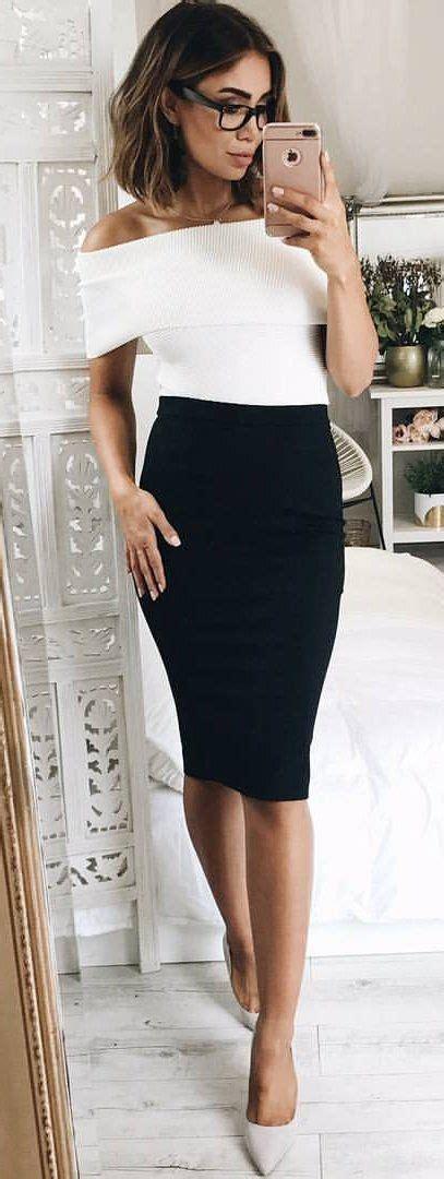 pencil skirt ideas best 20 black pencil skirts ideas on black