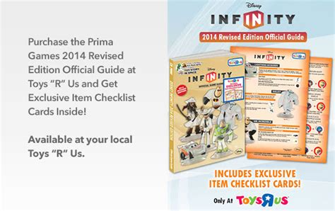 disney infinity guide new disney infinity guides announced infinity inquirer