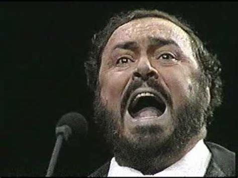 luciano pavarotti 1987 la donna 232 mobile square