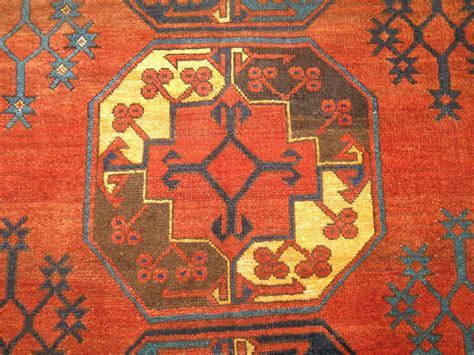 turkmen rugs antique ersari turkmen rug for sale at 1stdibs