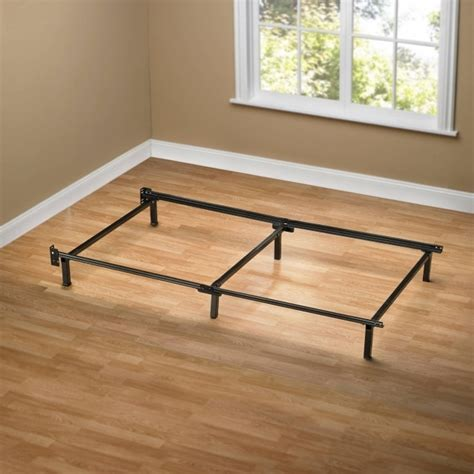 Simple Metal Bed Frame Simple Metal Bed Frame Sleep Revolution Compack Steel Bed