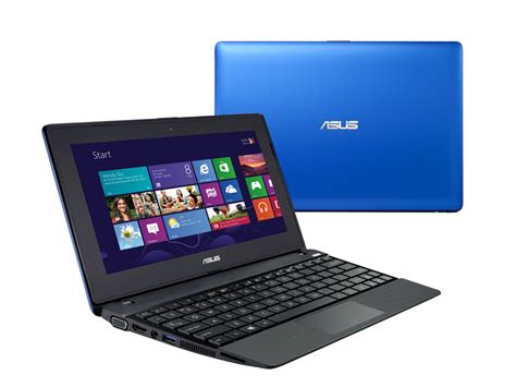 Laptop Asus Amd Ram 4gb asus vivobook x102ba 10 1 quot touchscreen laptop amd a4 4gb ram 500gb hdd blue